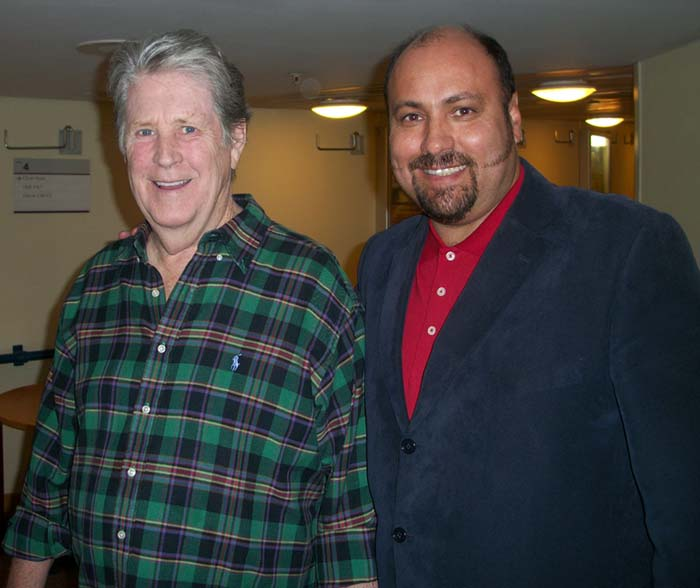 Brian Wilson (The Beach Boys) & Dave Sherwood
