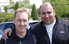 Lee Dixon (former Arsenal FC - Match of the Day)