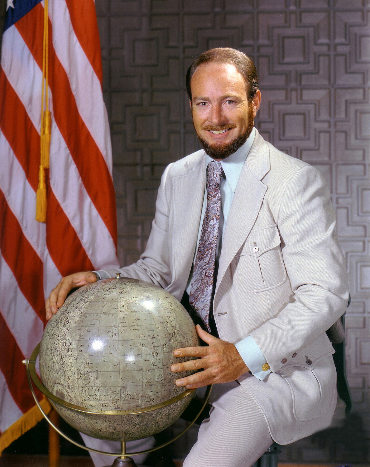 Edgar Mitchell & Dave Sherwood