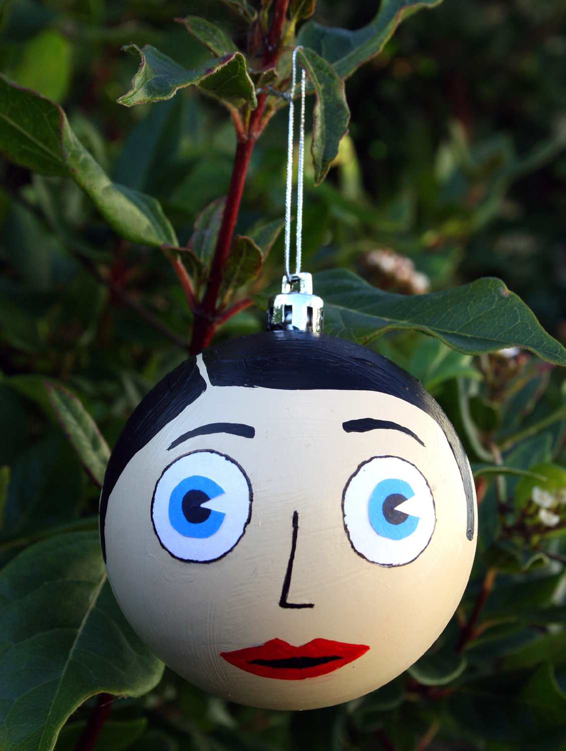 Frank Sidebottom Christmas Bauble