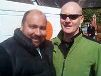 Ian Rochelle & Dave