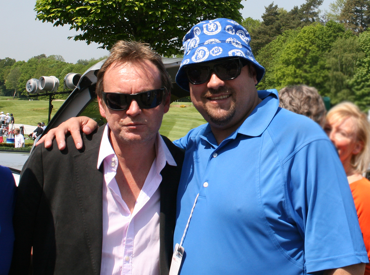 Watch Philip Glenister (born 1963) video