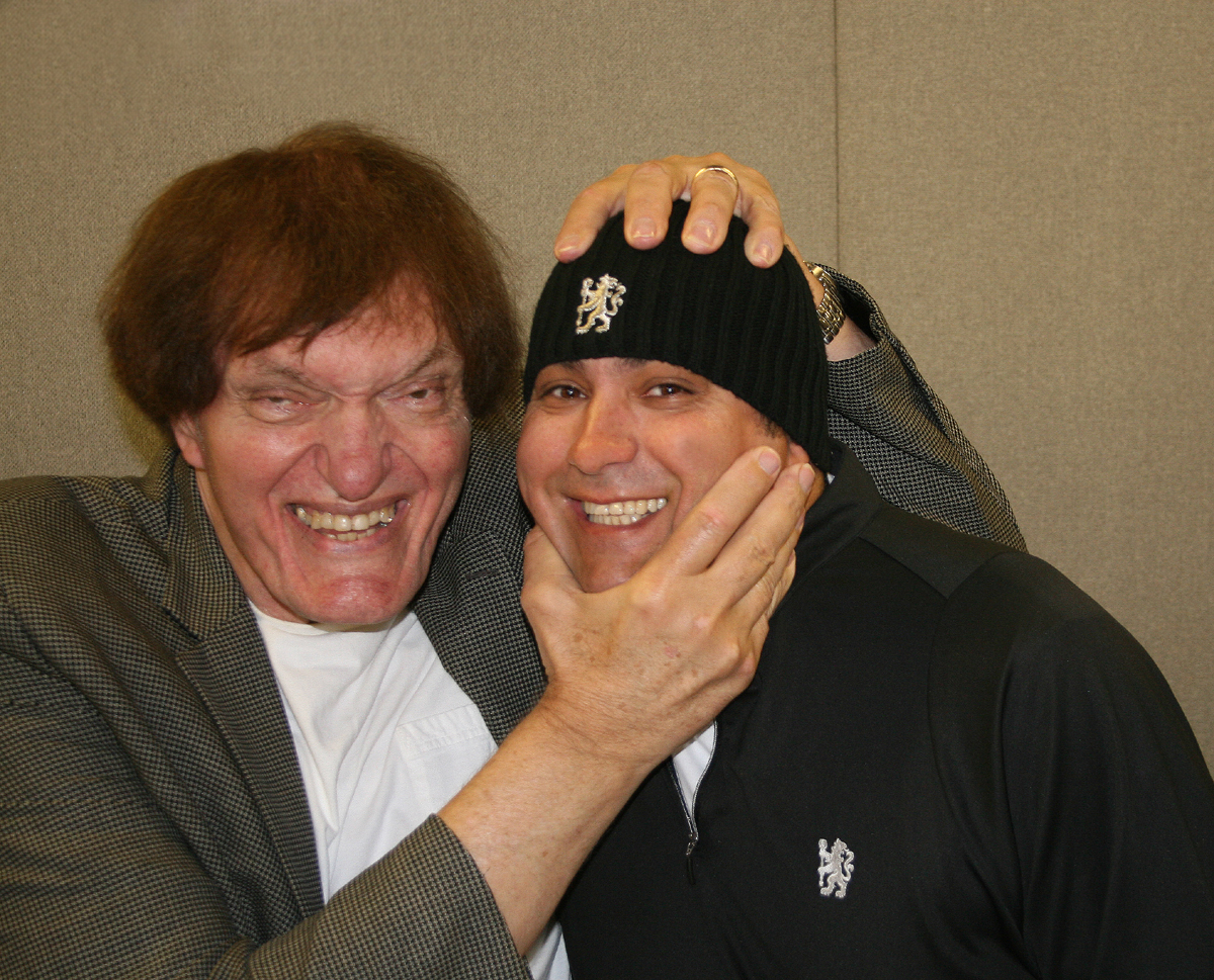 Richard Kiel 'Jaws' James Bond & Dave Sherwood