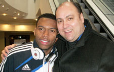 Daniel Sturridge (Chelsea FC on loan to Bolton FC)