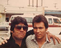 Eric Estrada (CHiPs) & Dave