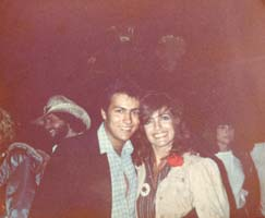 Linda Gray (Dallas) & Dave
