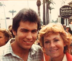 Marion Ross (Happy Days) & Dave
