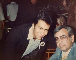 Tom Bosley (Happy Days) & Dave