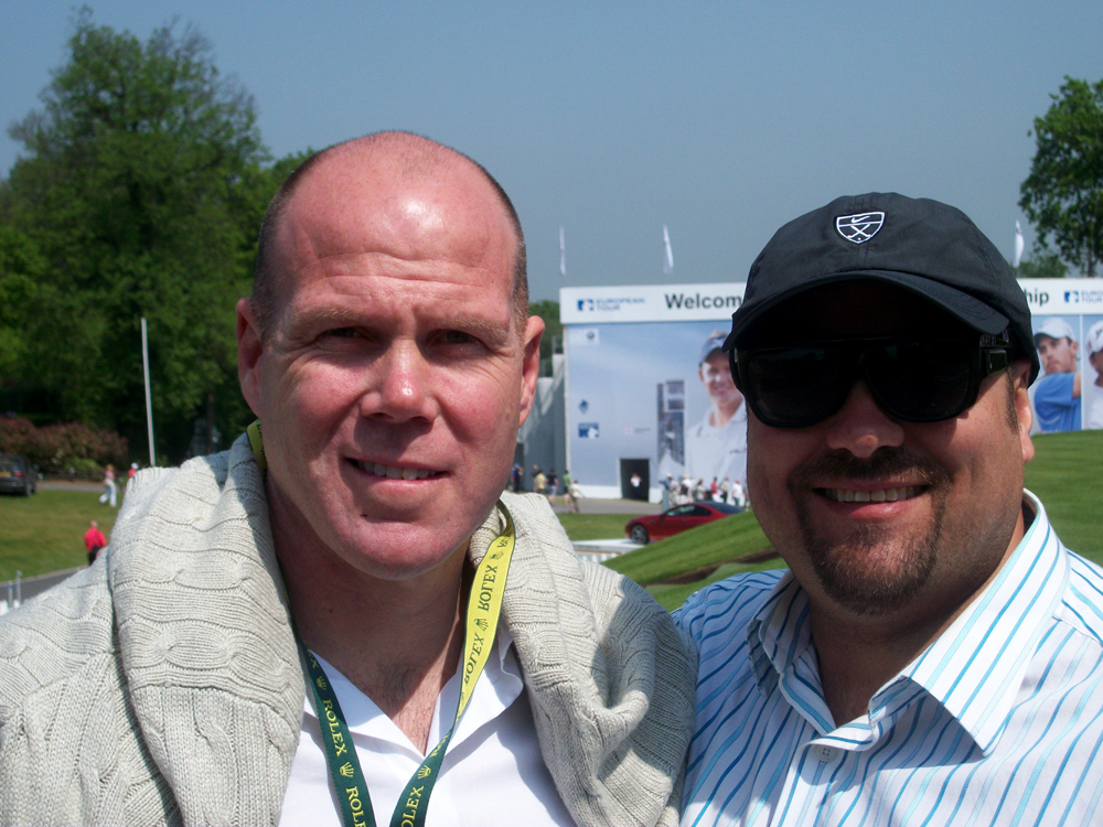Brad Friedel & Dave Sherwood