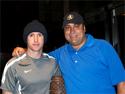 Robbie Keane & Dave
