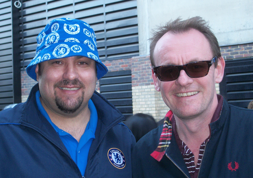 Sean Lock (Comedian) & Dave Sherwood