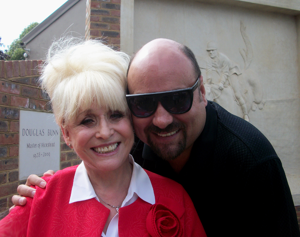 Barbara Windsor & Dave Sherwood
