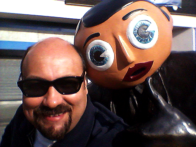 Frank Sidebottom & Dave Sherwood
