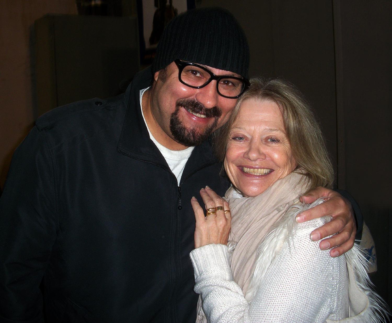 Judy Geeson & Dave Sherwood