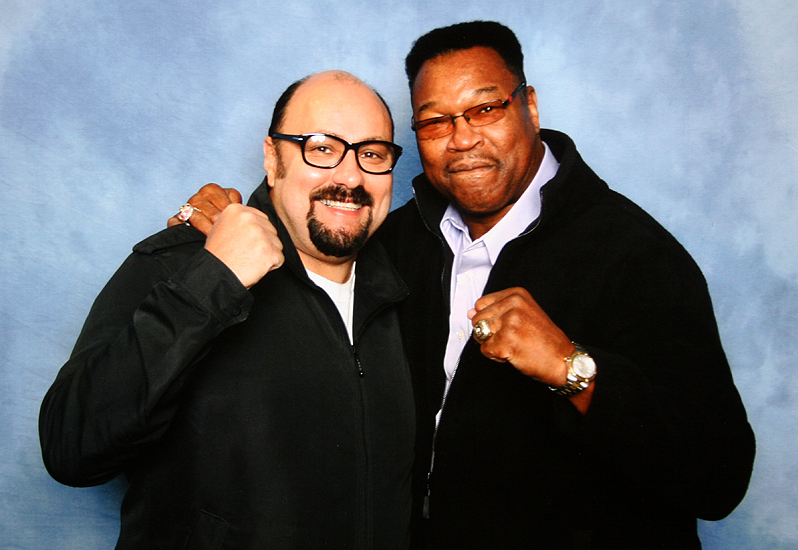 Larry Holmes & Dave Sherwood
