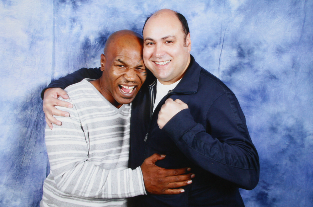 Mike Tyson & Dave Sherwood