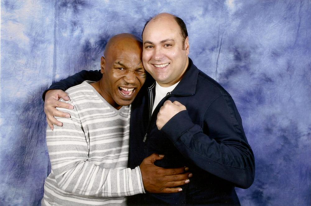 Mike Tyson & Dave Sherwood