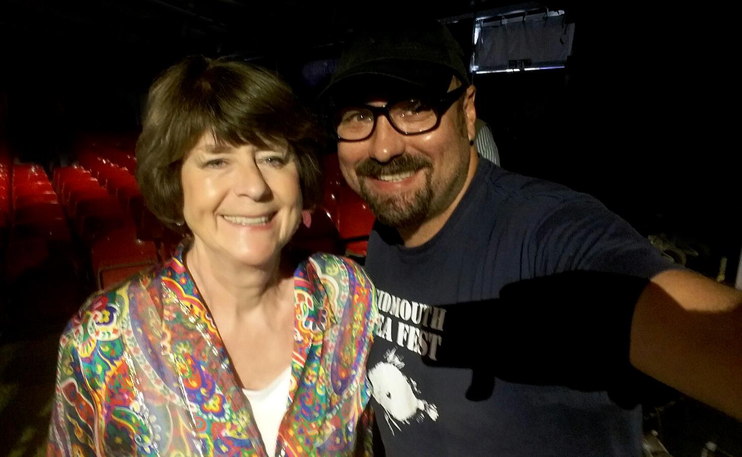 Pam Ayres & Dave Sherwood