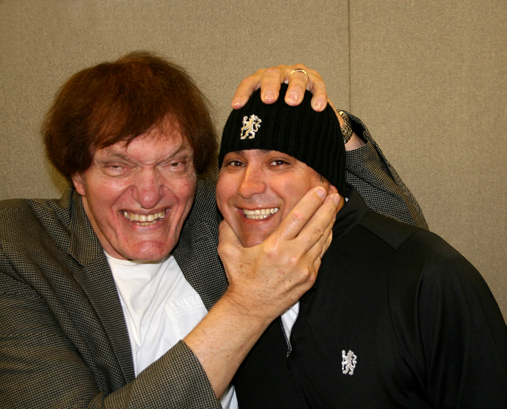 Richard Kiel & Dave Sherwood