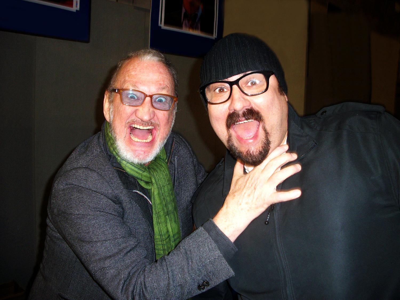 Robert Englund & Dave Sherwood