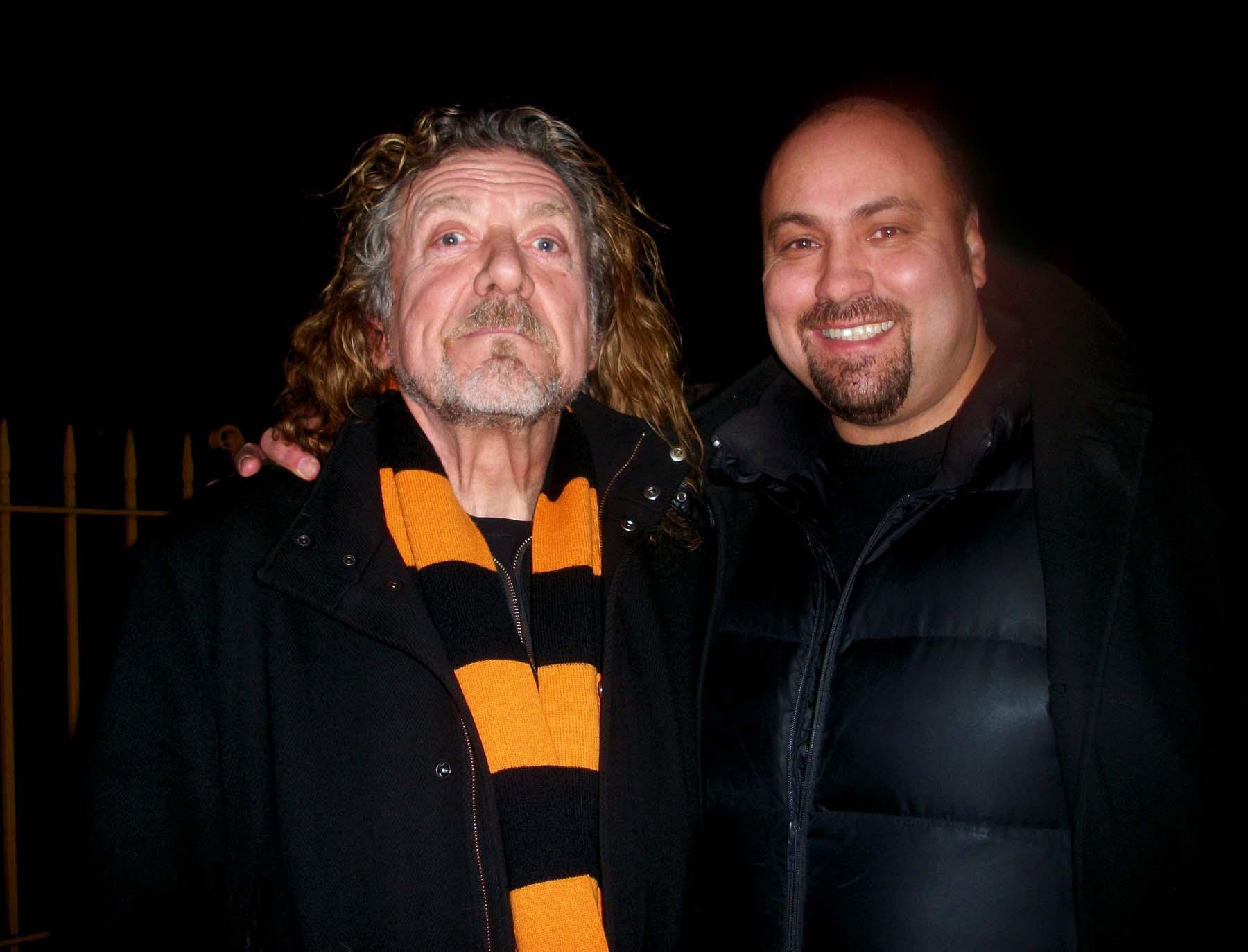 Robert Plant & Dave Sherwood