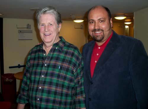 Brian Wilson & Dave Sherwood