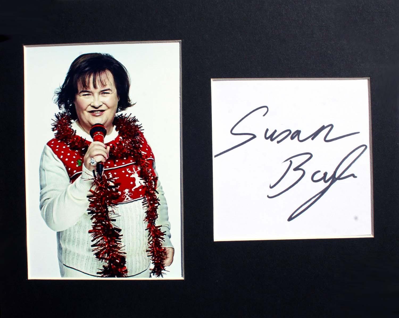 Susan Boyle - code 4647
